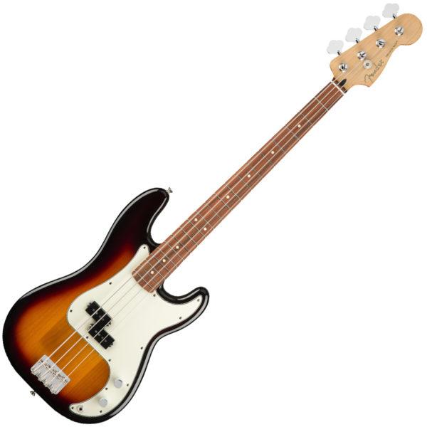Bajo Eléctrico Fender Player Precision Bass Pau Ferro 1