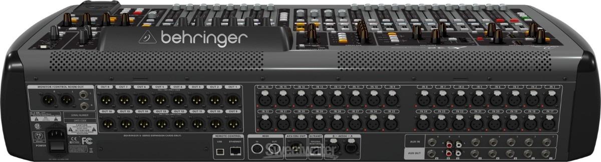 Consola Digital Behringer X32 5