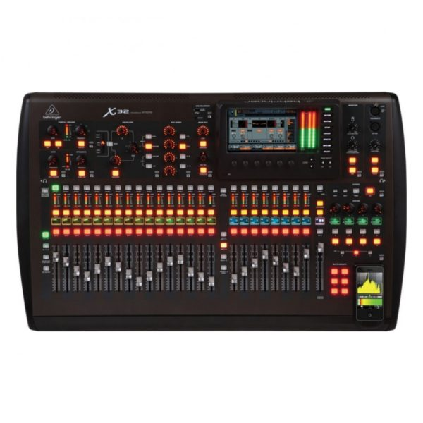 Consola Digital Behringer X32 1