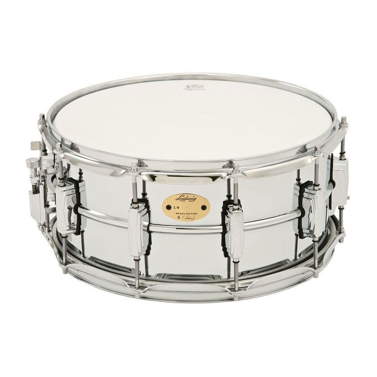 Caja Ludwig Chrome Supra-phonic 14x6.5 1