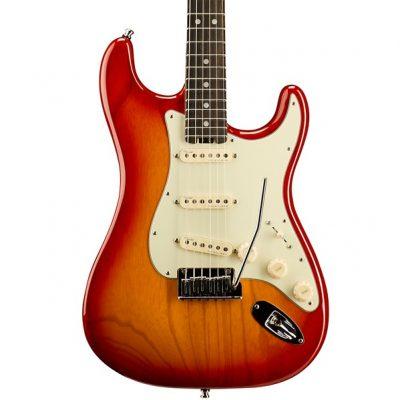 Guitarra Eléctrica Fender American Elite Stratocaster Ebony 1
