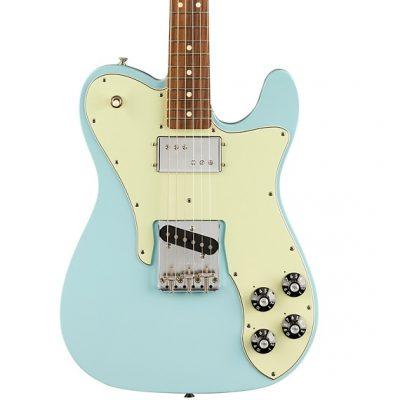 Guitarra Eléctrica Fender Vintera '70s Telecaster Custom Pau Ferro 1