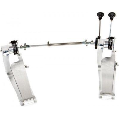 Doble Pedal de Bombo Trick Drums Pro 1-V Big Foots 1