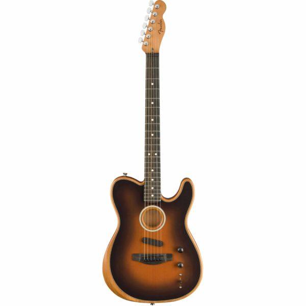 Guitarra Electroacústica Fender Acoustasonic Telecaster 1