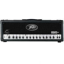 Cabezal de Guitarra Peavey 6505+ 120w 1