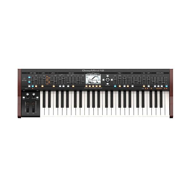 Sintetizador Behringer DeepMind 12 49-Key 12-Voice 1