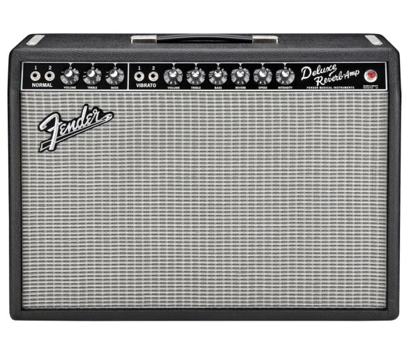 Amplificador de Guitarra Fender Vintage Reissue '65 Deluxe Reverb 1