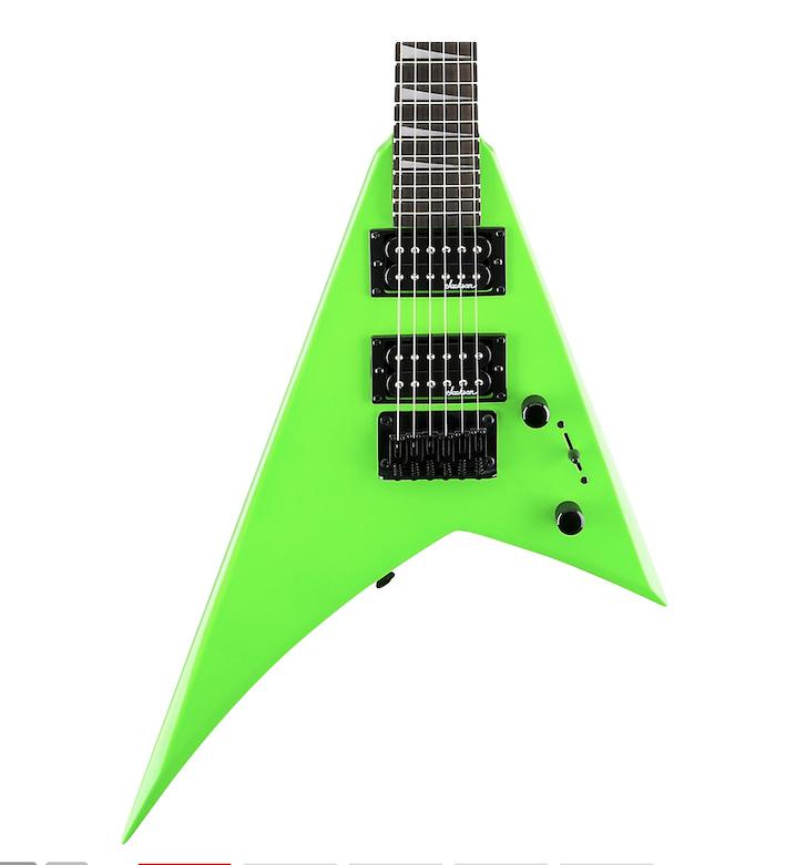 Guitarra Eléctrica Jackson JS RR Minion JS1X 1