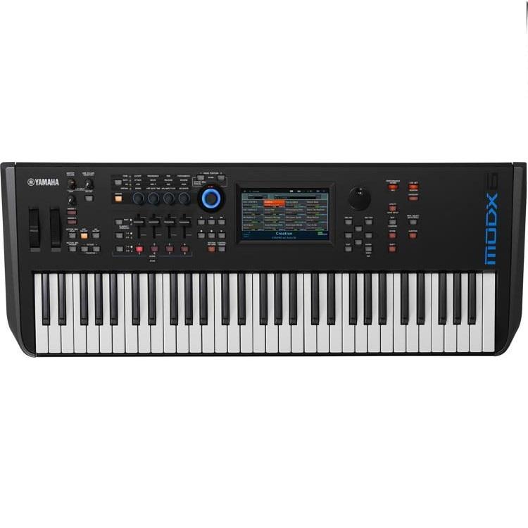 Sintetizador Yamaha MODX6 61 Teclas 1