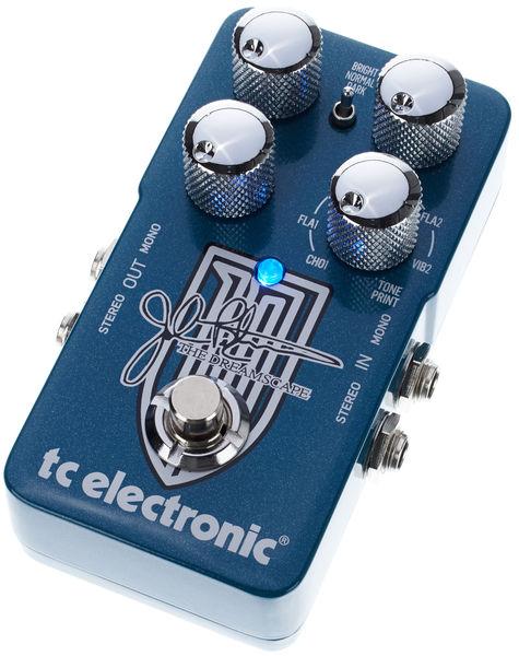 Pedal de Guitarra TC Electronic John Petrucci Dreamscape Signature 1