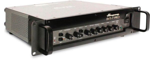 Cabezal de bajo Ampeg SVT7PRO 1000W Class D 3