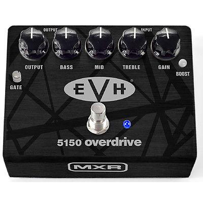 Pedal de Guitarra MXR EVH 5150 Overdrive 1