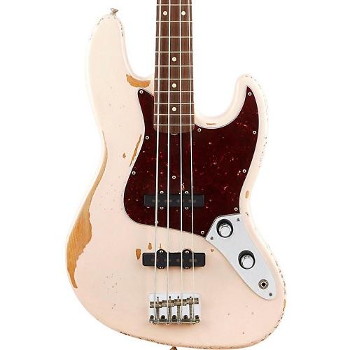 Bajo Eléctrico Fender Flea Signature Roadworn Jazz Bass 1