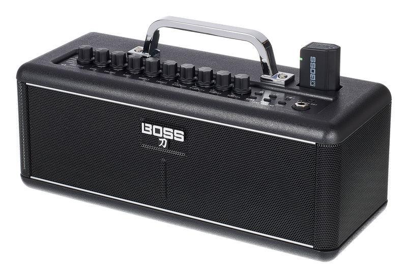 Amplificador de guitarra Boss Katana-Air Wireless 30W 5