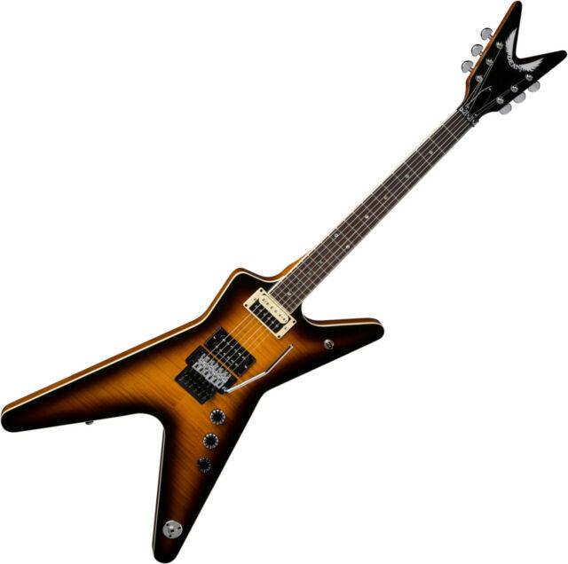 Guitarra Eléctrica Dean Dimebag Far Beyond Driven ML Transparent Brazilia 1