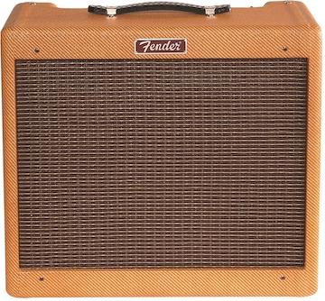 Amplificador de Guitarra Fender Blues Junior Lacquered Tweed 15W 1