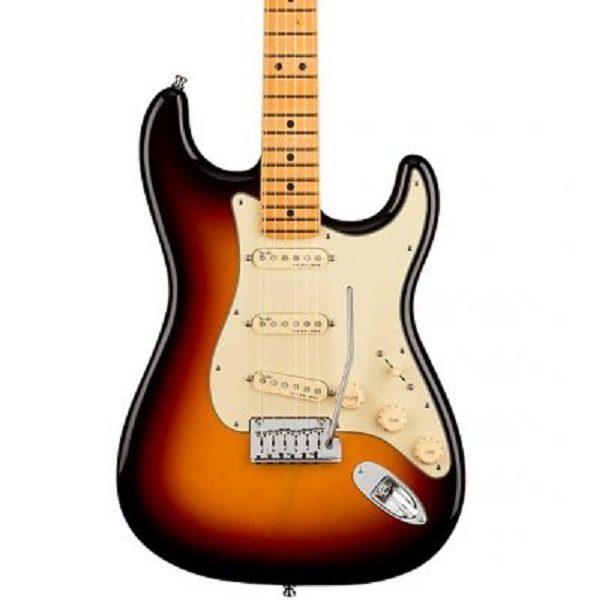 Guitarra Eléctrica Fender American Ultra Stratocaster Maple 1