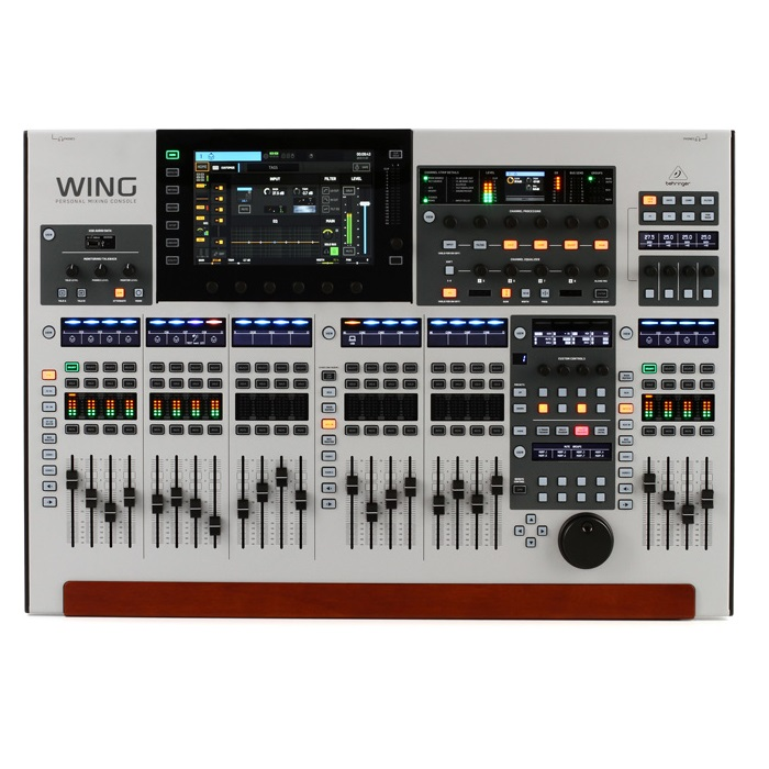 Consola Digital Behringer WING 48 canales 1
