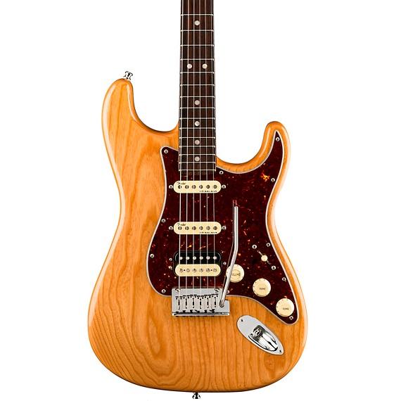 Guitarra Eléctrica Fender American Ultra Stratocaster HSS Rosewood Fingerboard 1