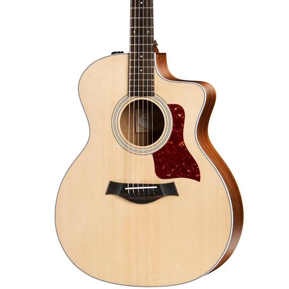 Guitarra Electroacústica Taylor 214ce Grand Auditorium 1