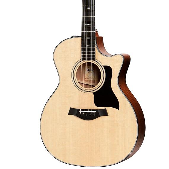 Guitarra Electroacústica Taylor 314ce V-Class Grand Auditorium 1