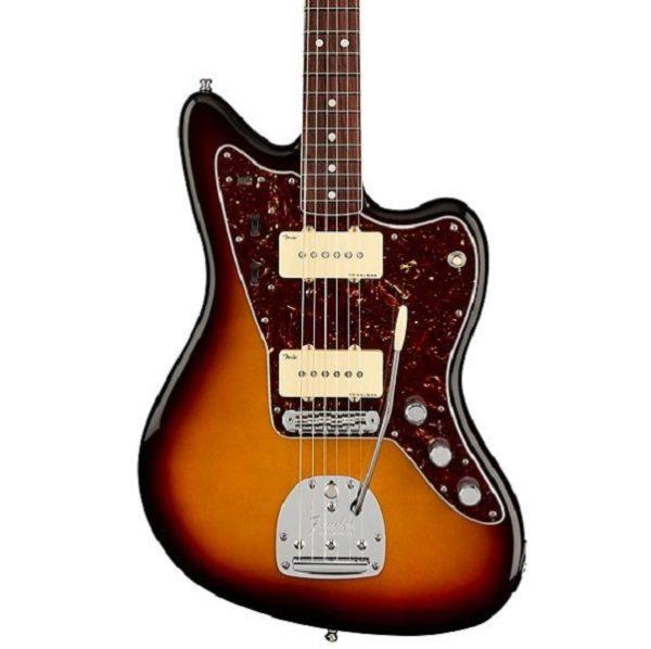 Guitarra EléctricaFender American Ultra Jazzmaster Rosewood Fingerboard 1