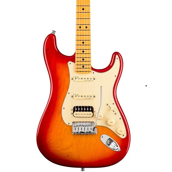 Guitarra Eléctrica Fender American Ultra Stratocaster HSS (Stock) Ultraburst 1