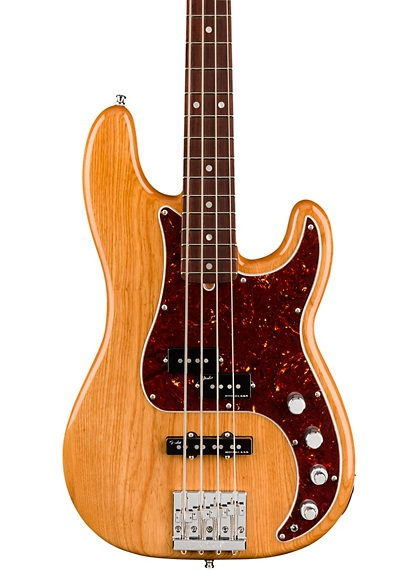 Bajo Eléctrico Fender American Ultra Precision Bass 3