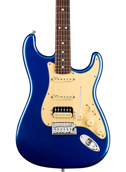 Guitarra Eléctrica Fender American Ultra Stratocaster HSS Rosewood Fingerboard 5