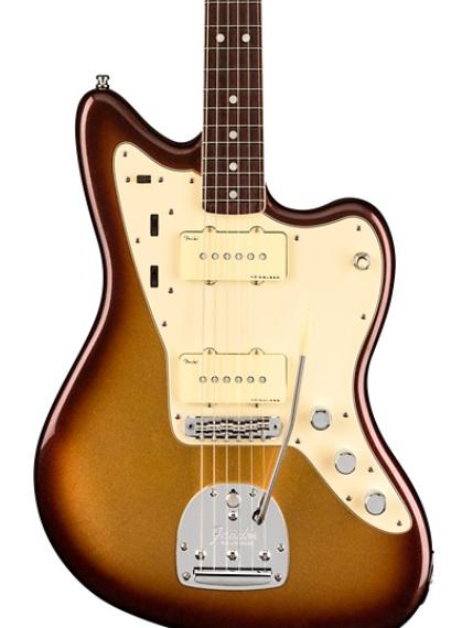 Guitarra EléctricaFender American Ultra Jazzmaster Rosewood Fingerboard 3