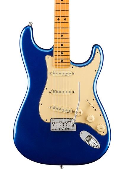 Guitarra Eléctrica Fender American Ultra Stratocaster Maple 3