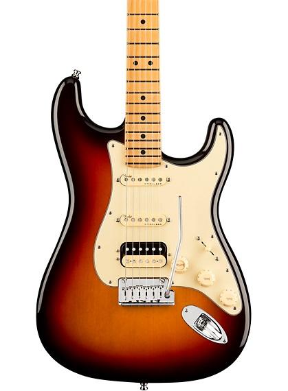 Guitarra Eléctrica Fender American Ultra Stratocaster HSS (Stock) Ultraburst 5