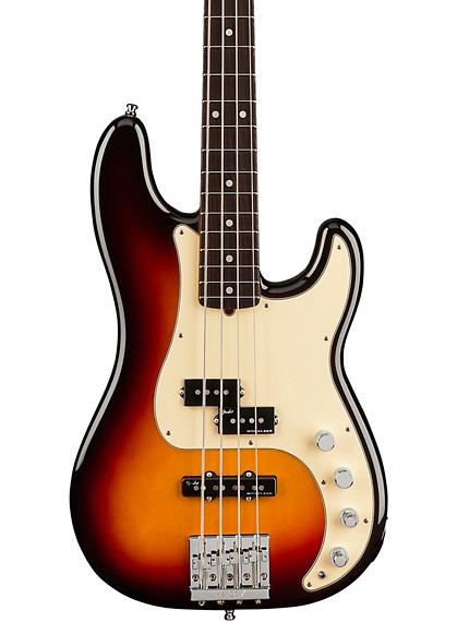 Bajo Eléctrico Fender American Ultra Precision Bass 5