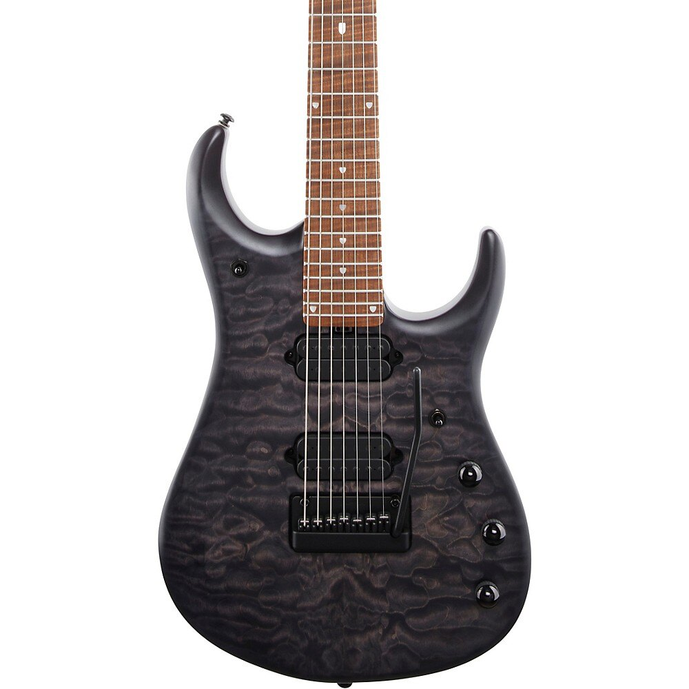 Guitarra Eléctrica Ernie Ball Music Man John Petrucci JP15 7-String Quilt Maple 3