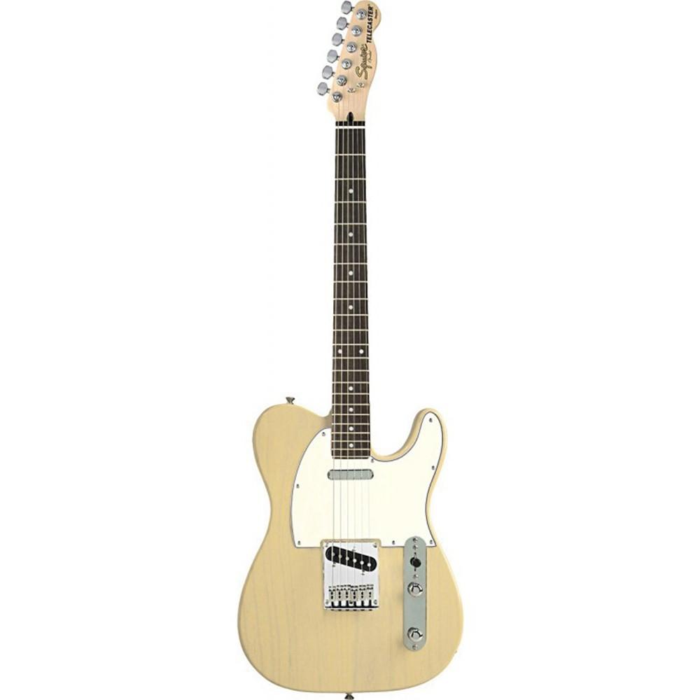 Guitarra Eléctrica Squier Telecaster Standard Color Vintage Blonde 1