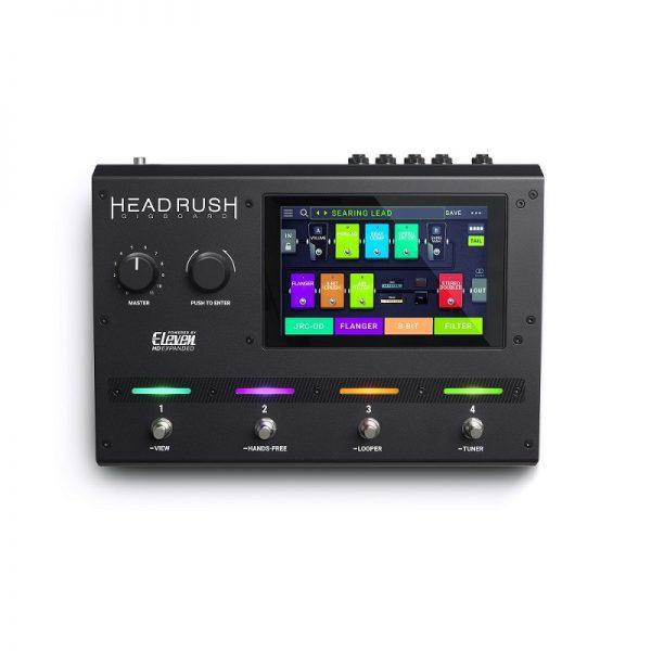 Pedal Multiefecto de Guitarra HeadRush Gigboard 1