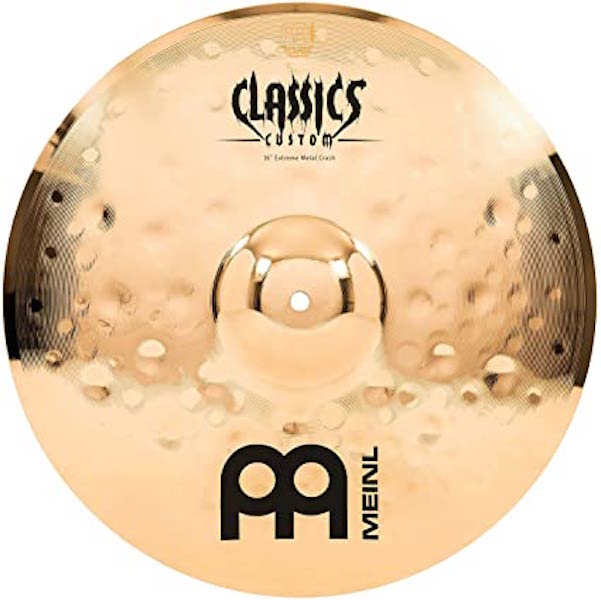 Meinl Classics Custom Extreme Metal Crash 18″ 1