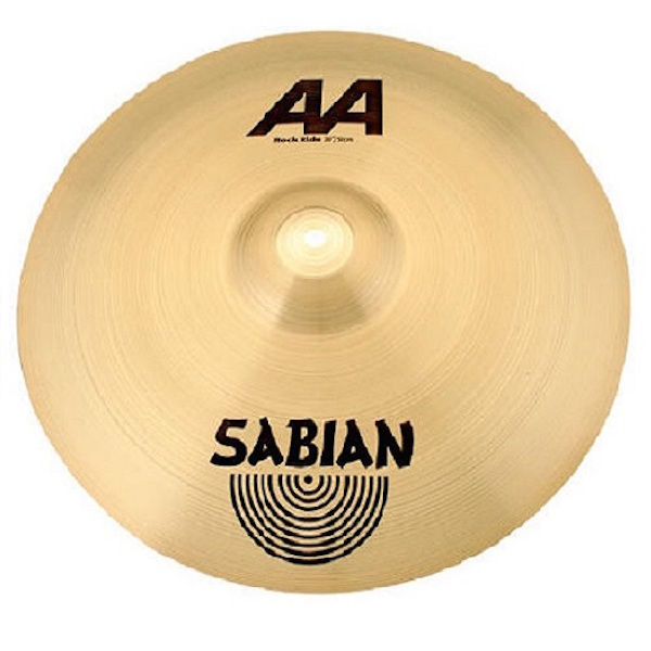 Sabian AA Metal Crash 19″ 1