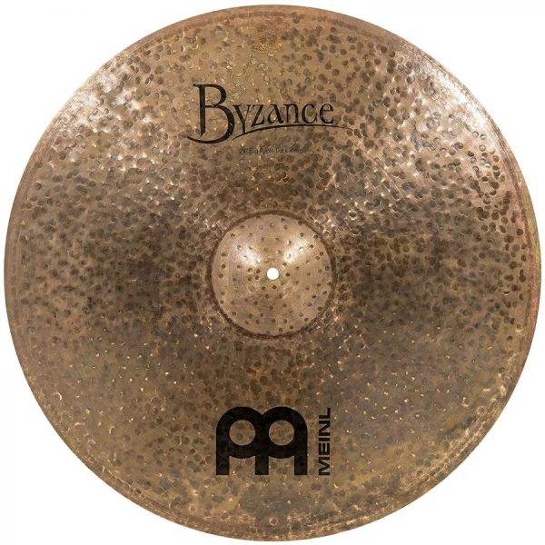 Meinl Byzance – Dark Big Apple Ride 24″ 1