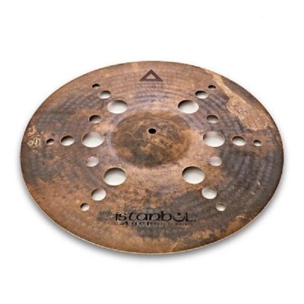 Istanbul Agop Xist Ion Dark Trash Cymbal 19 1
