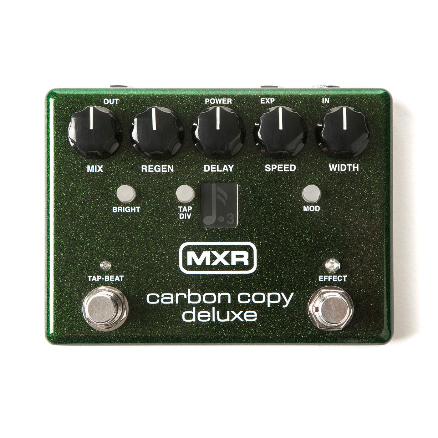 Delay Análogo MXR Carbon Copy Deluxe 1
