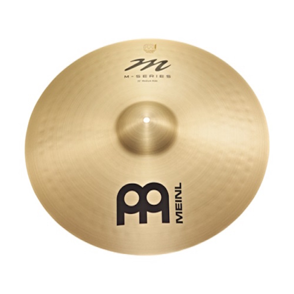 Meinl M-Series Traditional Medium Hi Hat 13″ 1