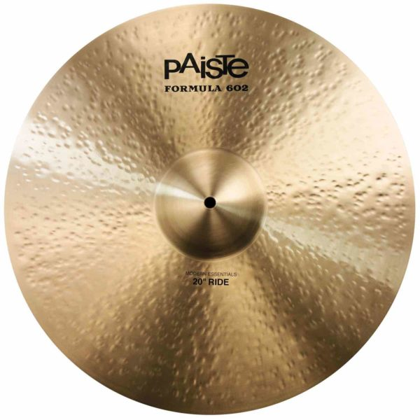 Paiste Formula 602 Classic Medium Ride 24″ 1
