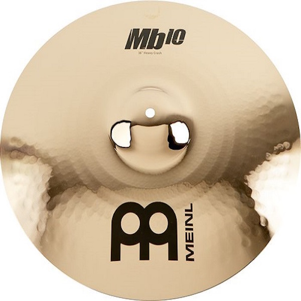 Meinl MB10 – Brilliant Heavy Crash 16″ 1