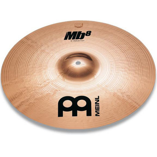 Meinl MB8 – Brilliant Medium Crash 16″ 1