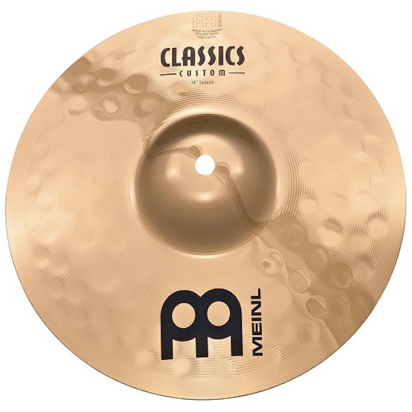 Meinl Classic Custom Powerful Hi Hats 14″ 1