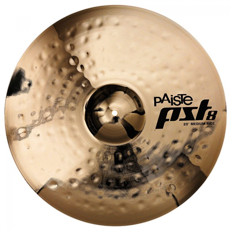 Paiste PST 8 Reflector Thin Splash 10″ 1