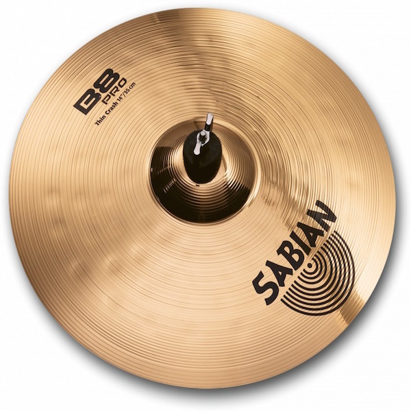 Sabian B8 Thin Crash 16″ 1