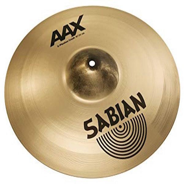 Sabian AAX Aero Crash 16″ 1