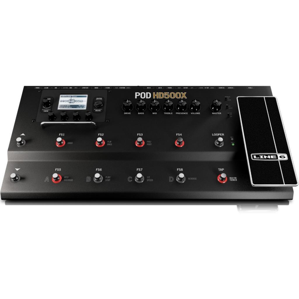 HD500X
